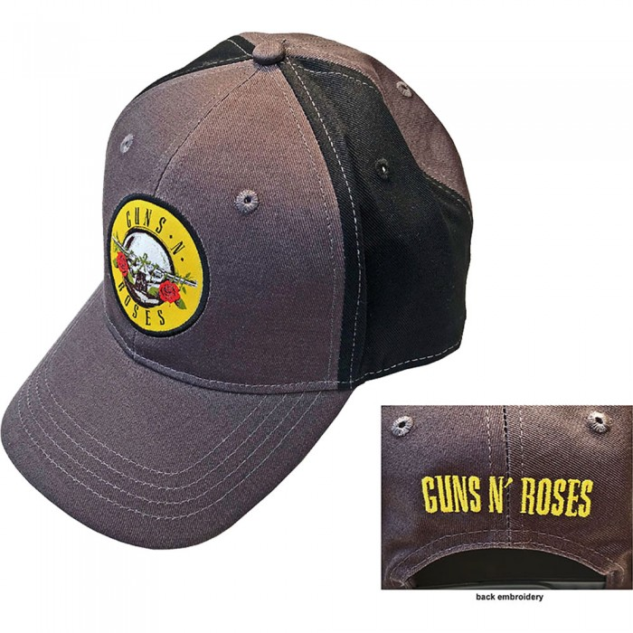 Official Merchandise GUNS N' ROSES UNISEX BASEBALL CAP