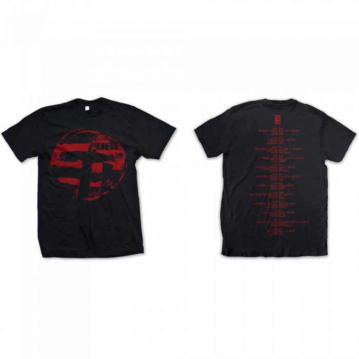 Official Merchandise EASTERN RED LOGO (EX-TOUR/BACK PRINT)