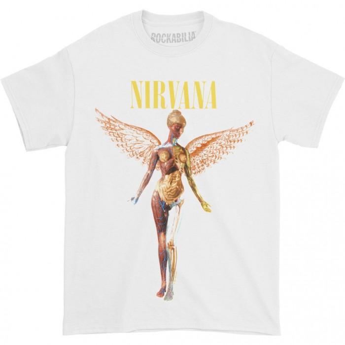 Official Merchandise NIRVANA - IN UTERO