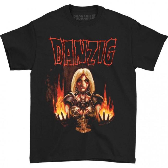 Official Merchandise DANZIG - BLACK LADEN CROWN