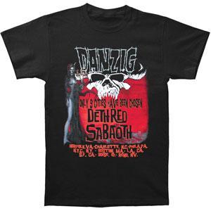 Official Merchandise DANZIG - 9 CITIES