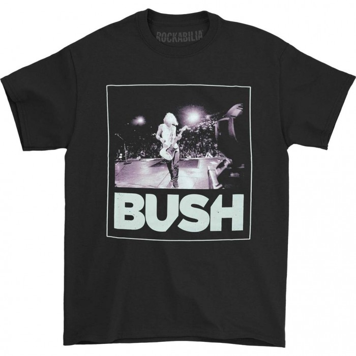 BUSH - ON STAGE MODERN BOX Official Merchandise
