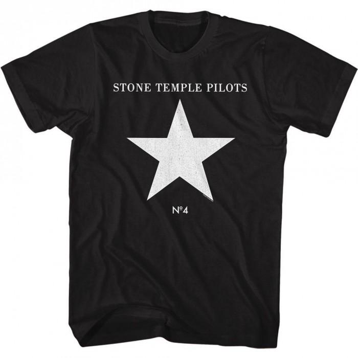 Official Merchandise STONE TEMPLE PILOTS - NUMBER 4