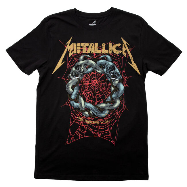 Official Merchandise METALLICA - STRUGGLE WITHIN