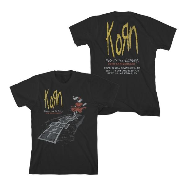 Official Merchandise KORN - FTL HOPSCOTCH COVER