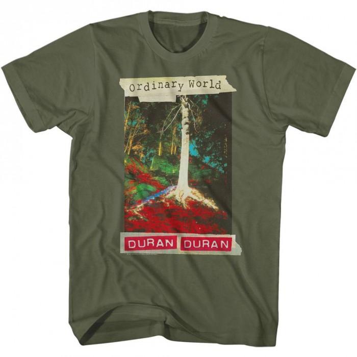 Official Merchandise DURAN DURAN - ORDINARY WORLD