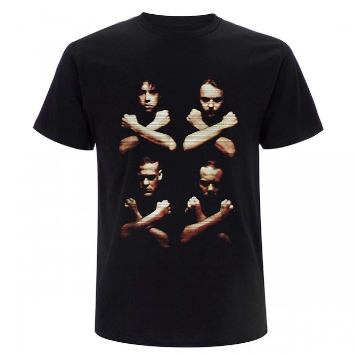METALLICA - BIRTH DEATH CROSSED ARMS Official Merchandise