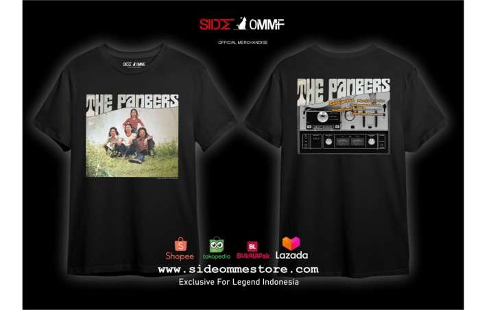PANBERS - THE PANBER'S X Side Omme Store Lisenced @2021 Official Merchandise