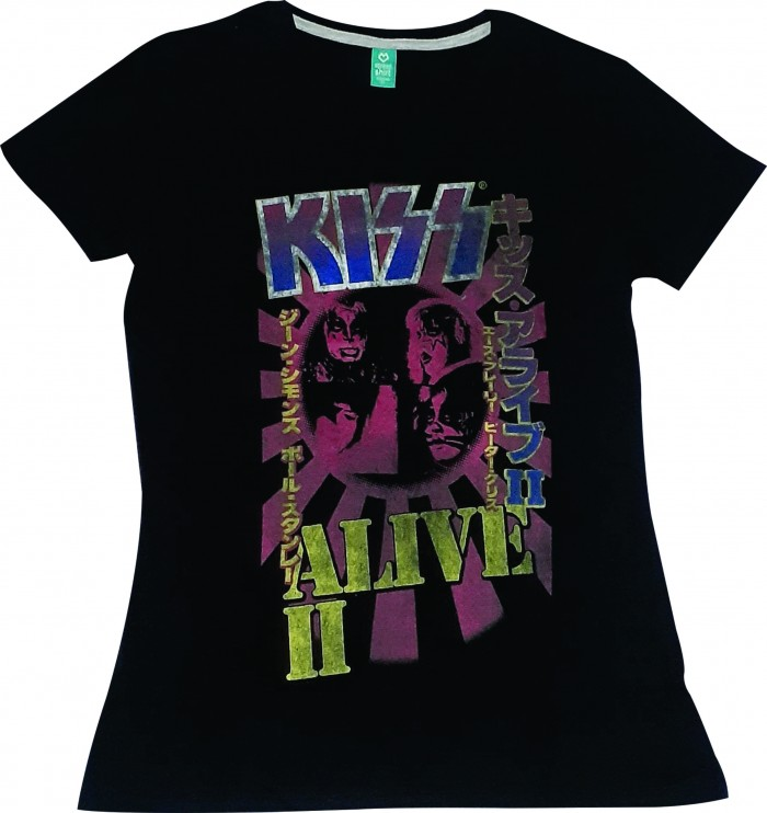 Official Merchandise JAPAN ALIVE II (WOMEN)