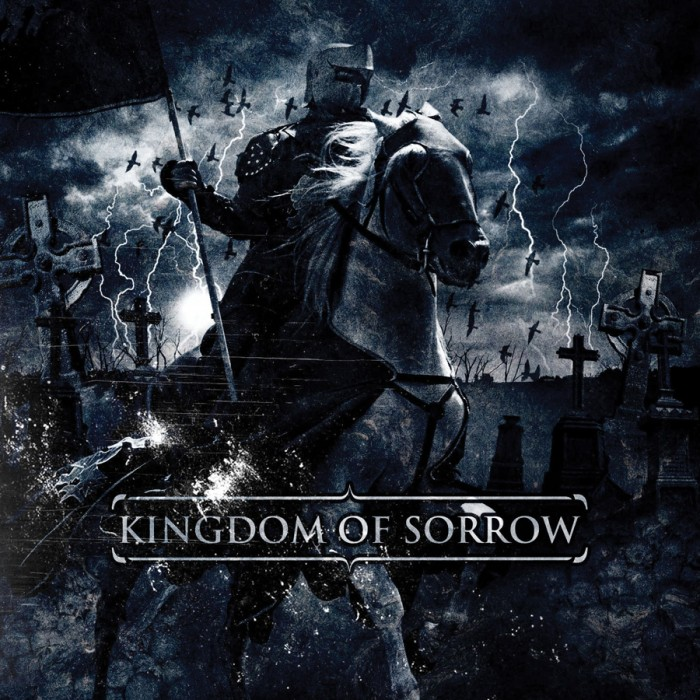 Kingdom of Sorrow CD
