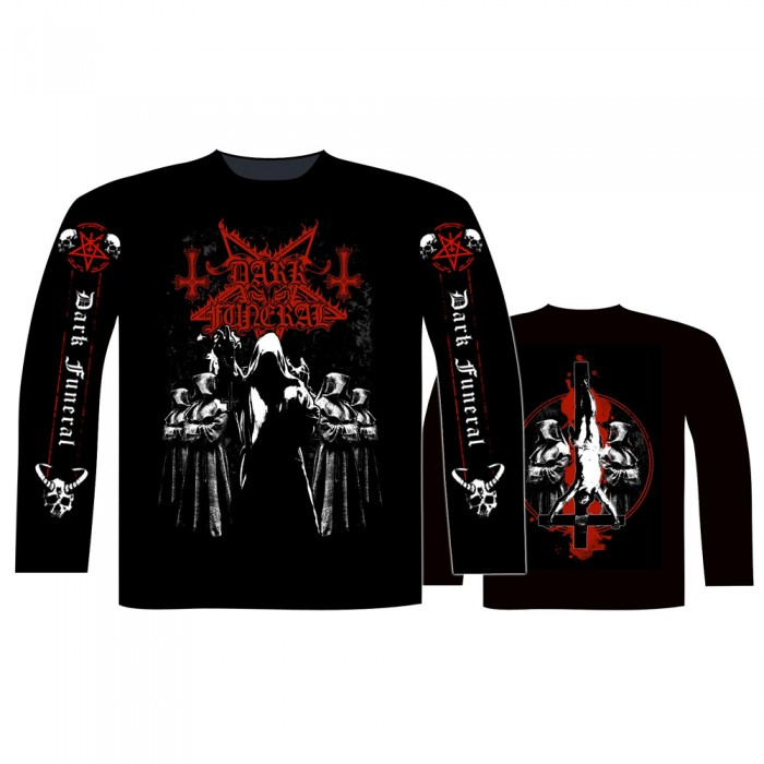 Official Merchandise Shadow Monks - LONGSLEEVE