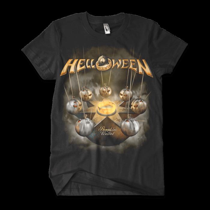 Official Merchandise Pumpkins United Tour 2018
