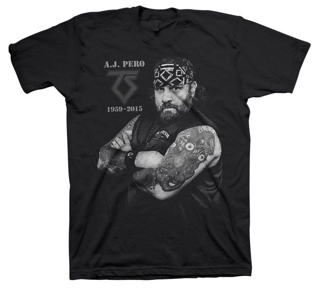 Official Merchandise AJ PERO MEMORIAL