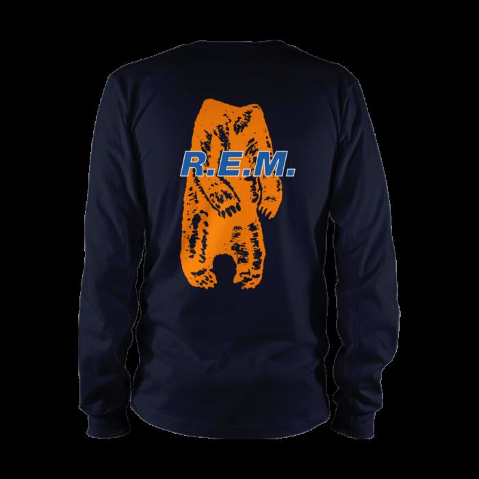 R.E.M - Monster Longsleeve Throwback