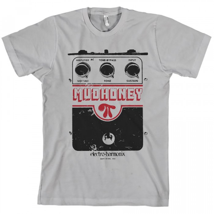 Official Merchandise Big Muff Pedal Silver