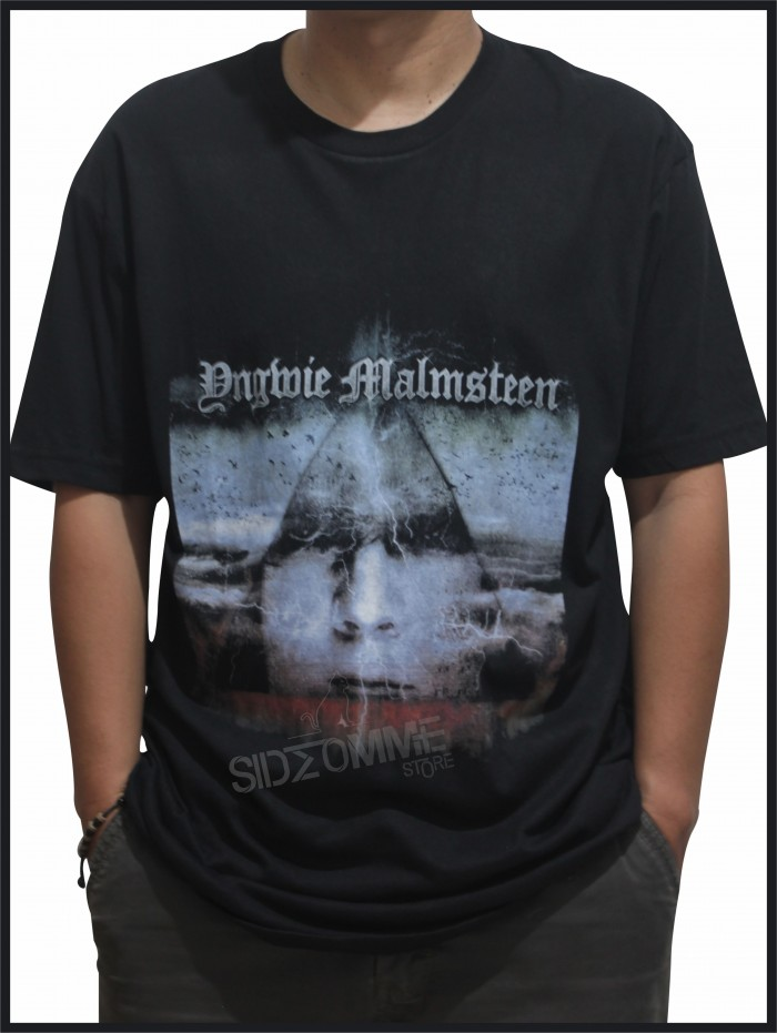 Official Merchandise YNGWIE MALMSTEEN