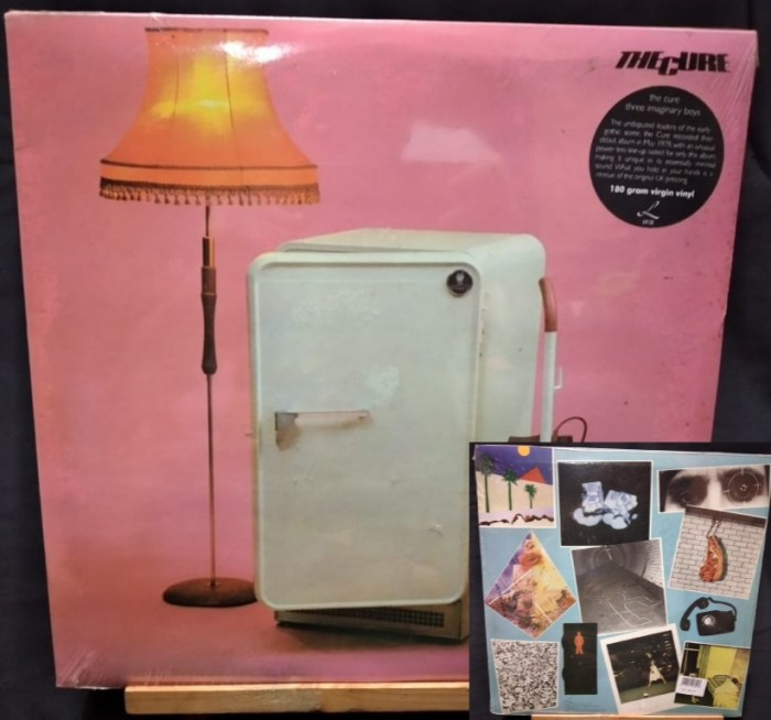 Official Merchandise Three Imaginary Boys