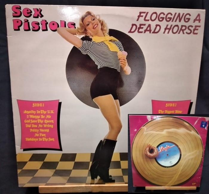 Official Merchandise FLOGGING A DEAD HORSE