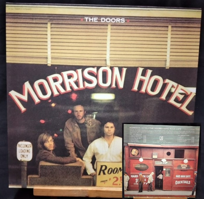 Official Merchandise MORRISON HOTEL
