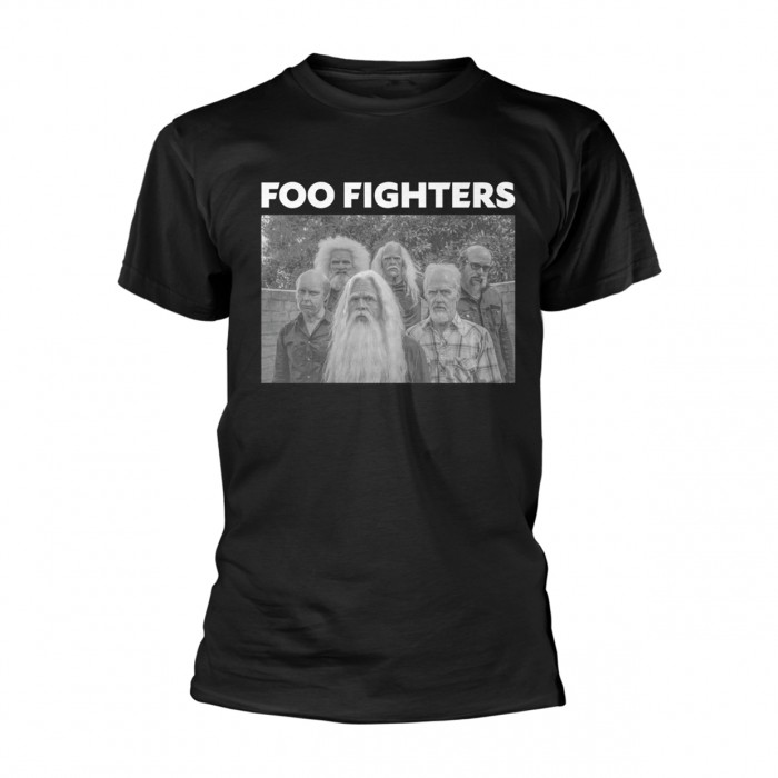 Official Merchandise FOO FIGHTER - OLD BAND