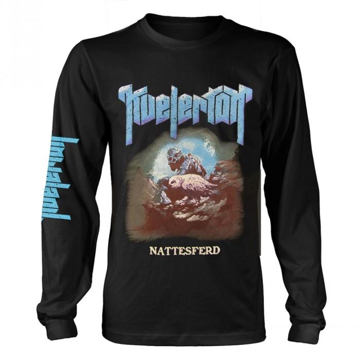 Official Merchandise KVELERTAK - NATTESFERD