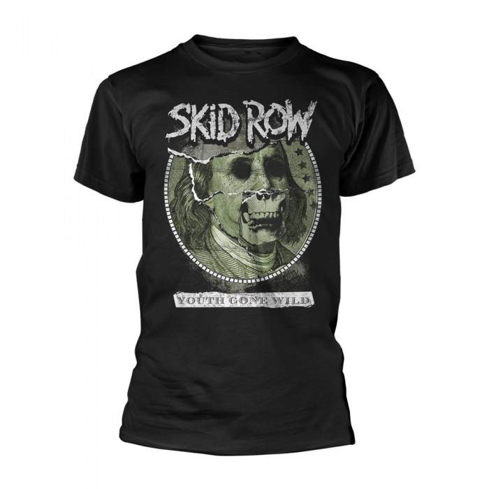 Official Merchandise SKID ROW - YOUTH GONE WILD