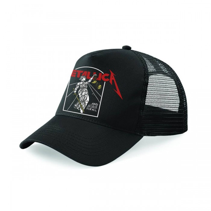 Official Merchandise METALLICA - JUCTICE TRUCKER