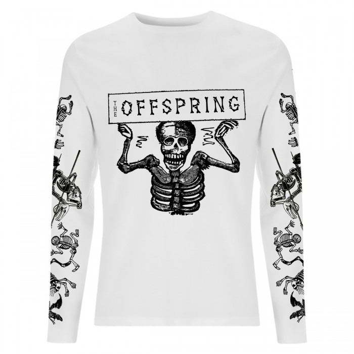 Official Merchandise THE OFFSPRING - SKELETONS