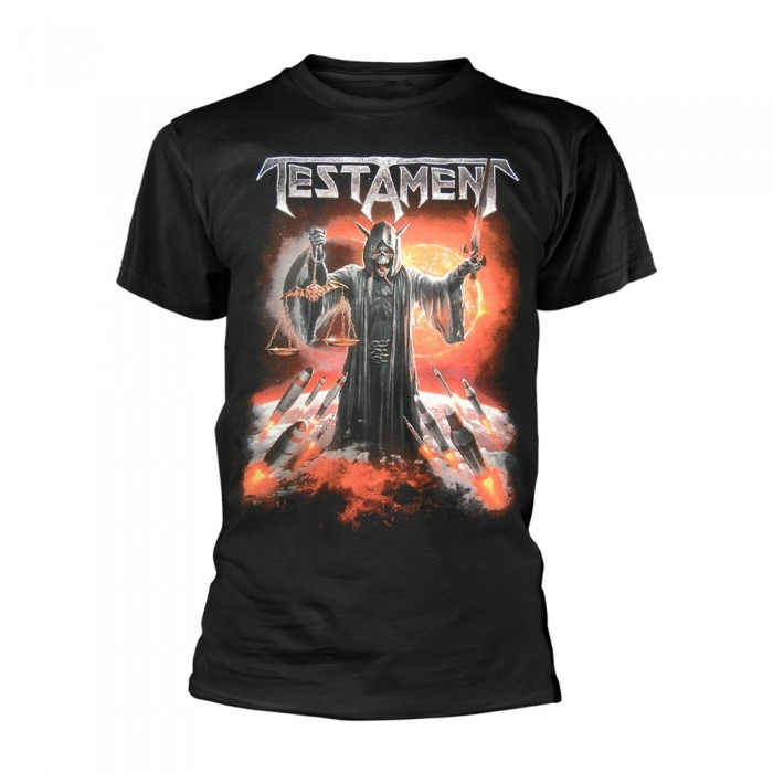 TESTAMENT - EUROPE 2020 TOUR Official Merchandise