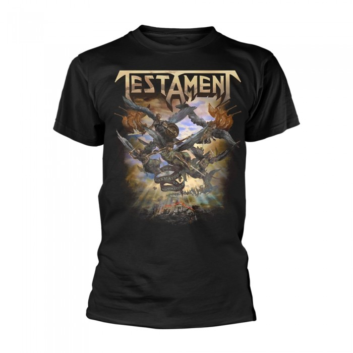 Official Merchandise TESTAMENT - THE FORMATION OF DAMNATION