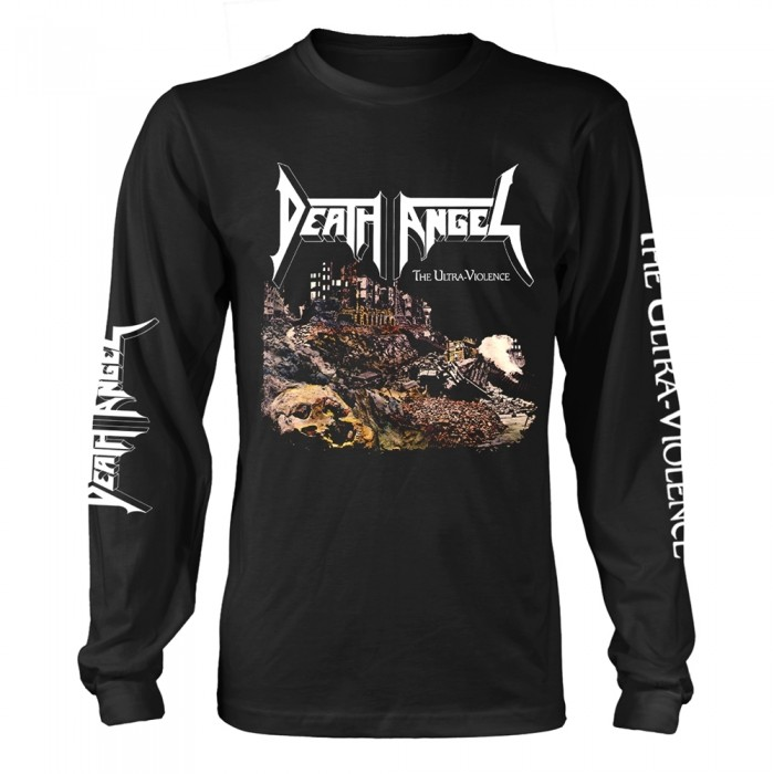 DEATH ANGEL - THE ULTRA VIOLENCE Official Merchandise