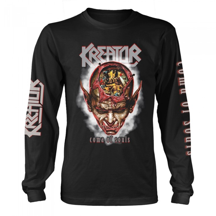 Official Merchandise KREATOR - COMA OF SOULS