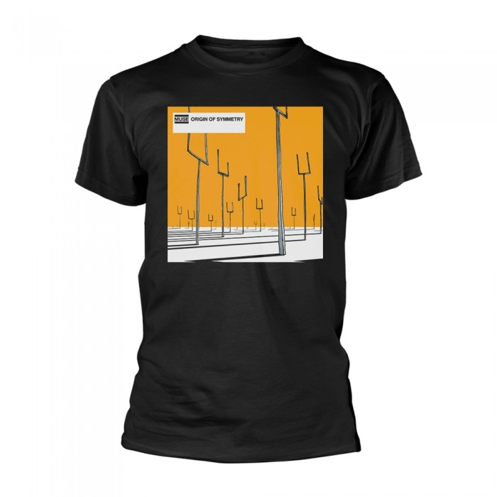 MUSE - ORIGIN OF SYMMETRY Official Merchandise