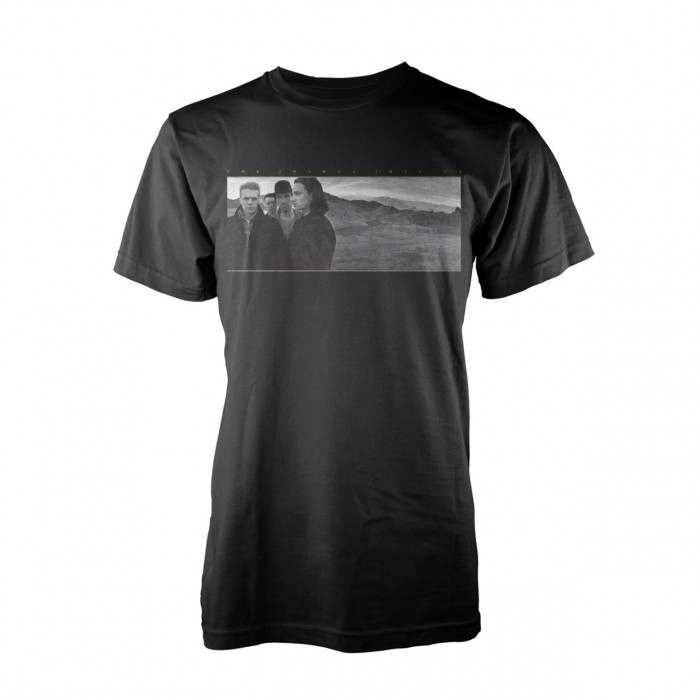 U2 - JOSHUA TREE Official Merchandise