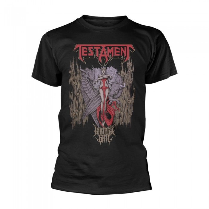 Official Merchandise TESTAMENT - ISHTARS GATE