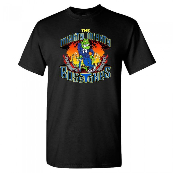 Official Merchandise MIGHTY MIGHTY BOSSTONES CITY FIRE
